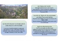 Bulletin municipal de Rochecolombe Juin 2020