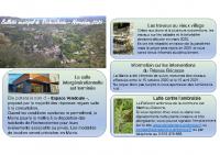 Bulletin municipal de Rochecolombe Novembre 2020